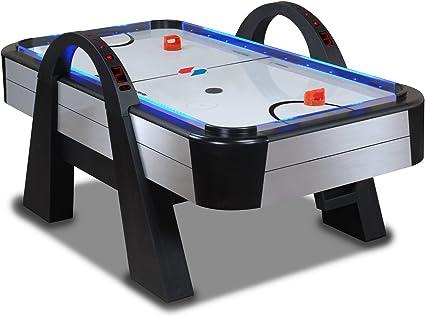 Amazon Com Sportcraft 90 Inch Extreme Hockey Table Air Hockey Equipment Sports Outdoors