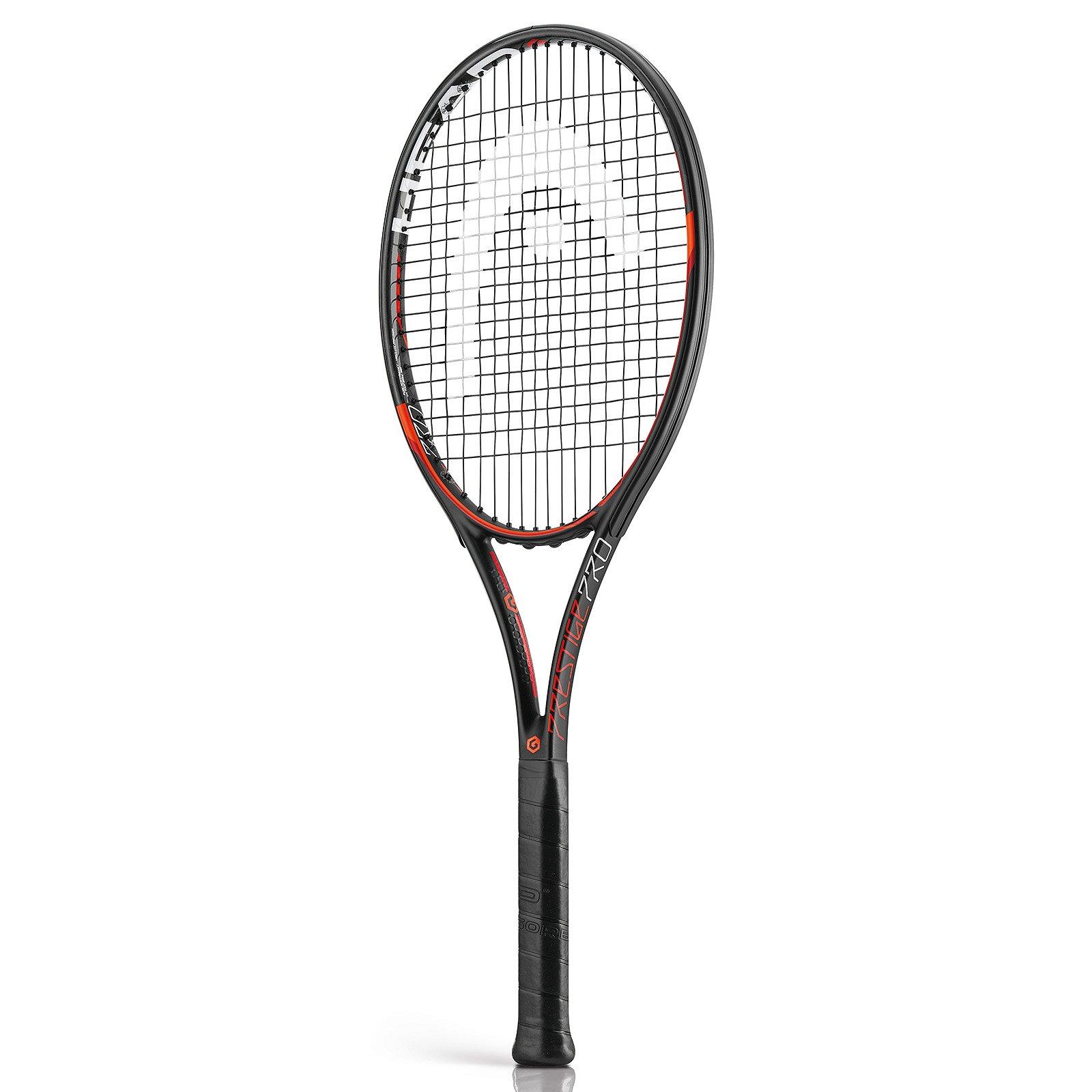 HEAD Graphene XT Prestige Pro Tennis Racquet, Unstrung, 4 3/8 Inch Grip by HEAD (Image #1)
