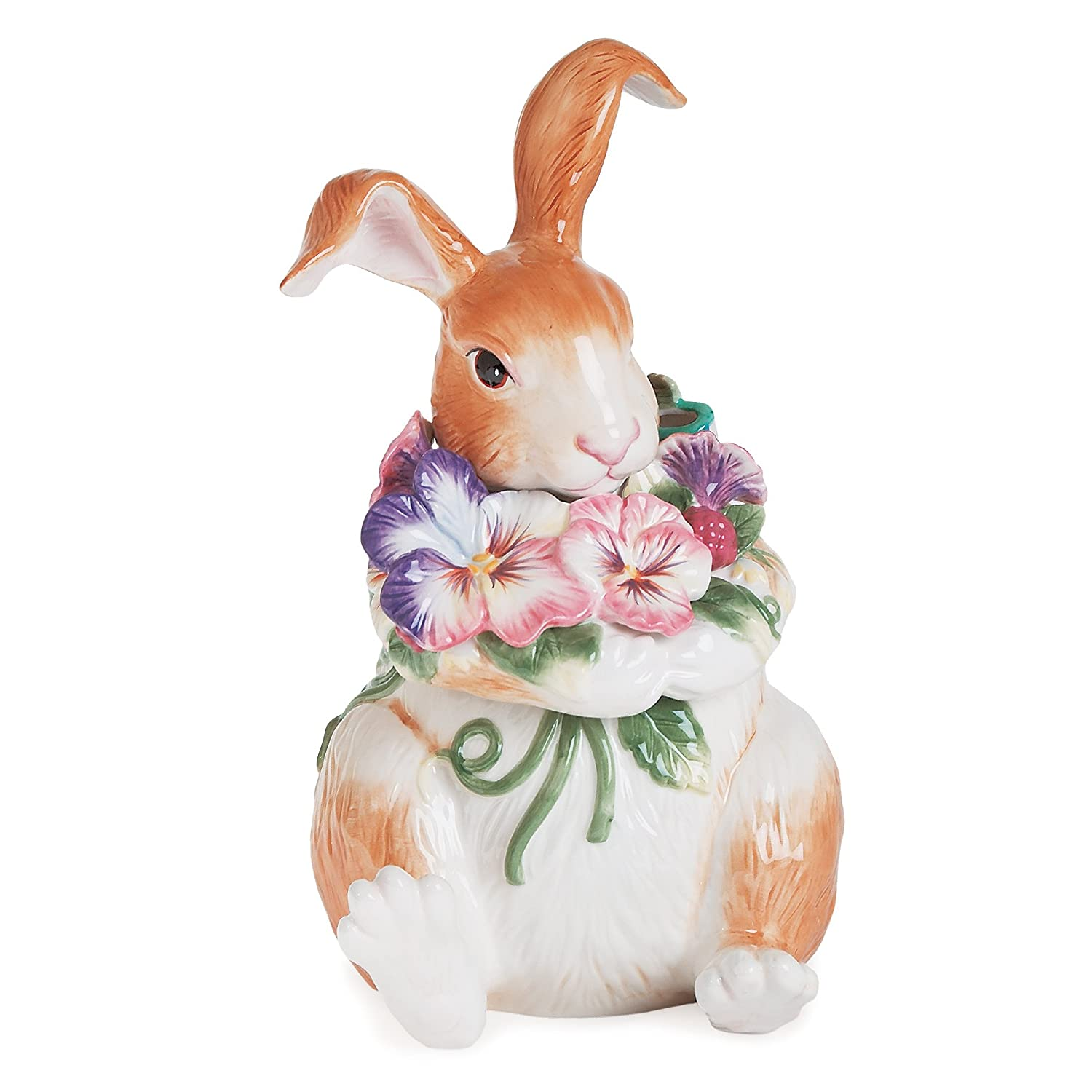 Halcyon Collection Bunny Cookie Jar