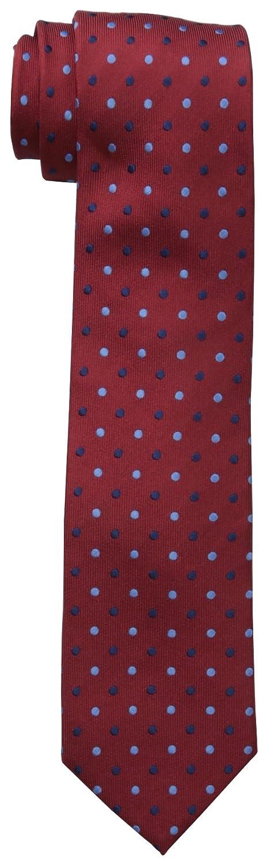 Dockers Big Boys' Fashion Dot Necktie Purple One Size Dockers Boys 8-20 Belts DY00110002
