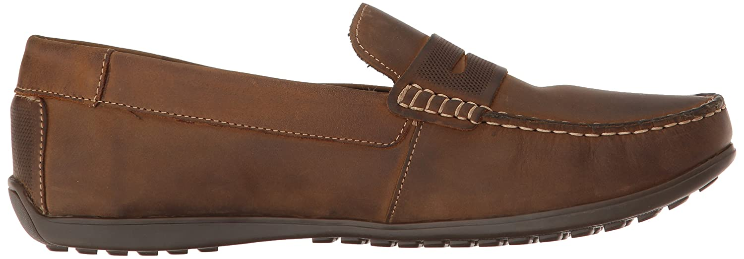 7b93a87c30e Rockport Men s Bayley Penny Driving Style Loafer  Amazon.co.uk  Shoes   Bags