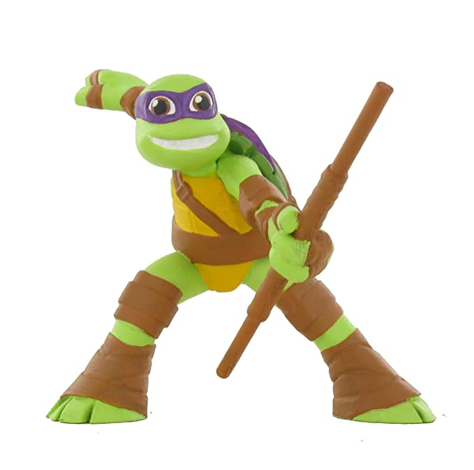 Comansi 99612 – Figurina Turtles Donatello 2016