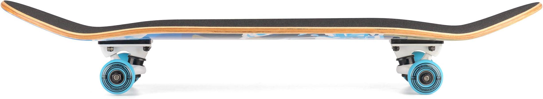 Osprey - Monopatín de doble kicktail para principiantes, diseño Volkswagen con tabla de madera de arce, 78 x 20 cm: Amazon.es: Deportes y aire libre