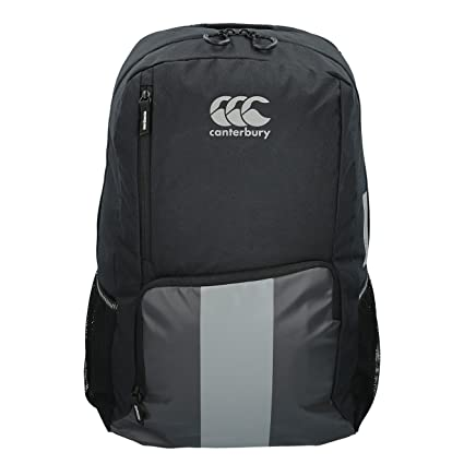 Canterbury 2018 Mens VapoShield Training Backpack Sports Bag Black OneSize 75548154f42ea