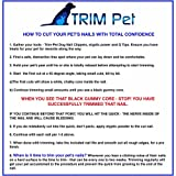 Trim-Pet Dog Nail Clippers ~ Professional Vet