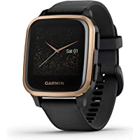 Garmin Venu Sq Music, GPS Smartwatch with Bright Touchscreen Display, Features Music and Up To 6 Days of Battery Life…