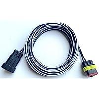 Robótico Cortacésped Fuente de alimentación Cable de Baja tensión para la estación de Carga para GARDENA SILENO R100…