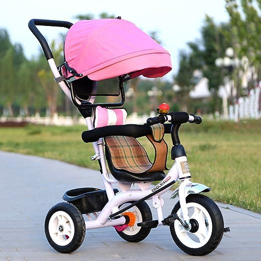 Xiaoping Las Bicicletas de Tres Ruedas for niños Hombre Y ...