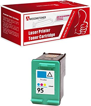 C8766WN Ink Cartridge 1PK Genuine HP 95 Color