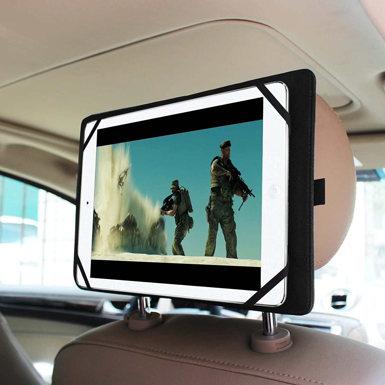 Fintie Universal Car Headrest Mount Holder for 7-Inch to 11-Inch ...