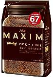 AGF マキシム ディープライン 袋 135g 【インスタントコーヒー】 【粉末】 【詰め替えタイプ】