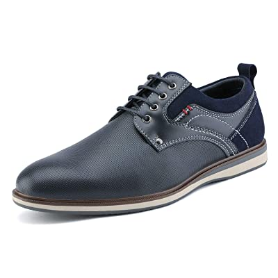 Bruno Marc Men's Dress Oxford Shoes Sneakers | Oxfords