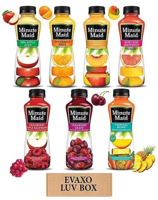 Updated 2021 – Top 10 Tropical Apple Juice