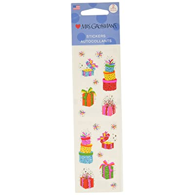 Mrs Grossman Stickers-Magical Presents: Arts, Crafts & Sewing