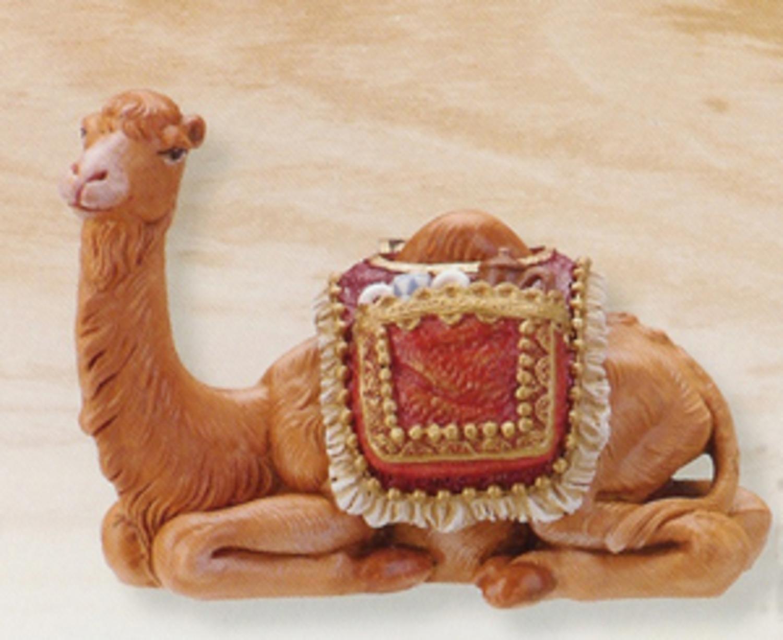 Roman Fontanini 5'' Children's Camel Christmas Nativity Figure #54032