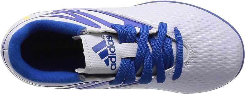 c517aea4f8638 Messi 15.3 in White Junior Indoor Sports/Soccer Cleats. adidas Messi 15.3  in White Junior Indoor Sports/Soccer Cleats ...