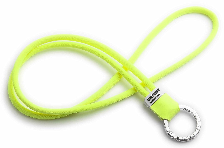 Porte-cl/és  multicolore Neon//Gelb Original Lanyards/®
