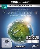 Planet Erde II: Eine Erde - viele Welten  (4K Ultra HD) (2 BR4K) (+2 BRs)