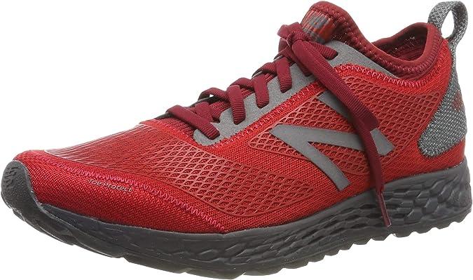 New Balance Fresh Foam Gobi, Zapatillas de Running para Asfalto para Hombre, Rojo (Red/Grey Red/Grey), 42 EU: Amazon.es: Zapatos y complementos