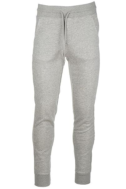 buy popular 89160 eebb6 Moncler Pantaloni Tuta Uomo Monk Rail Grigio: Amazon.it ...