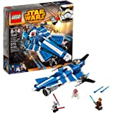 Lego 75087 - Star Wars, Anakin Jedi Starfighter