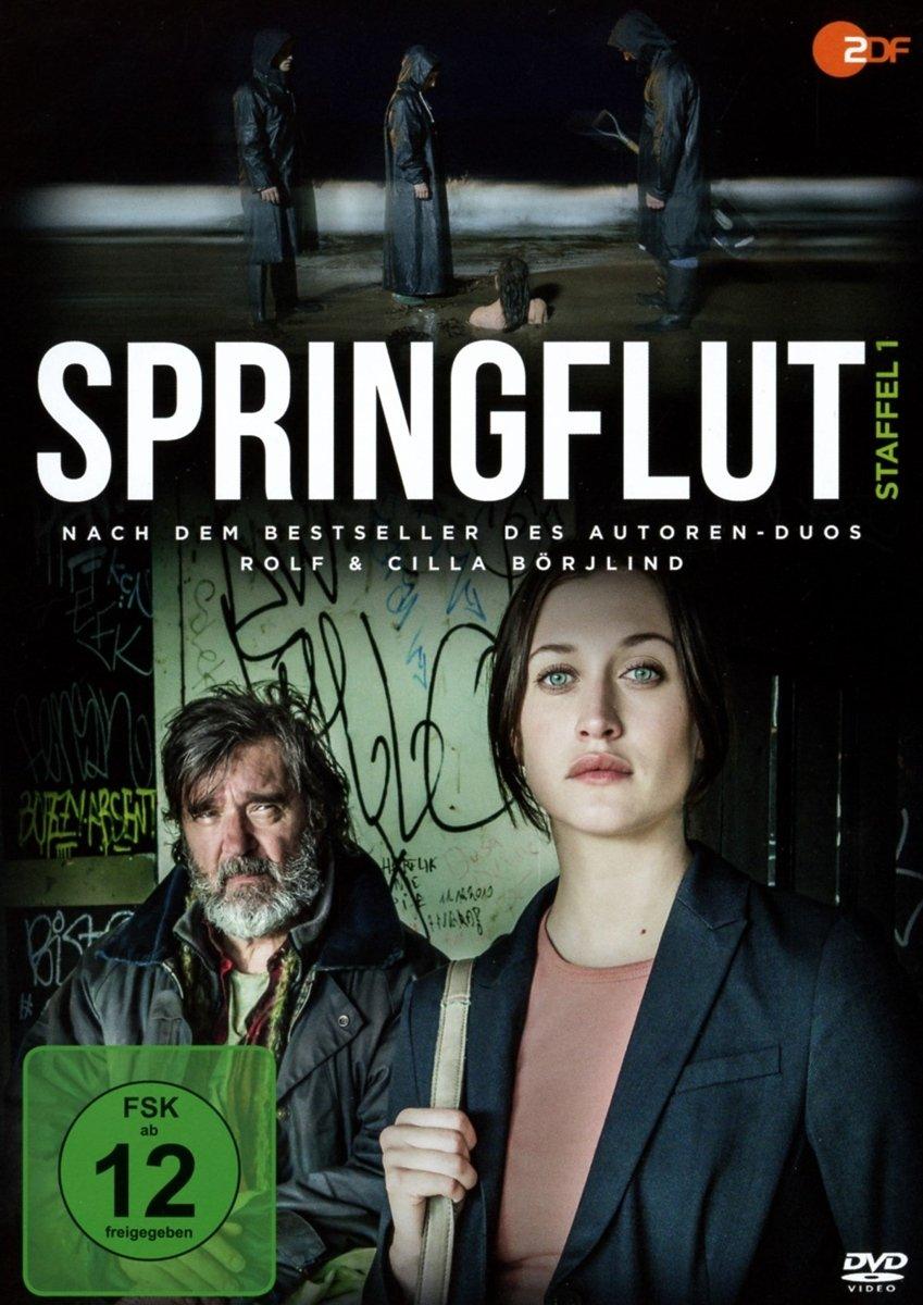 Springflut Staffel 1 Dvd Amazonde Julia Ragnarsson