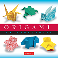 Origami Extravaganza!: Make Dozens of Fun and Easy Origami Projects with This Huge Origami Book: Includes 38 Projects: Great for Kids and Adults