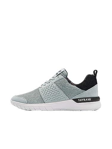 Supra Herren Sneaker Scissor blau 36.5: : Schuhe