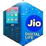 JioFi F90M Jio Phone (Black)