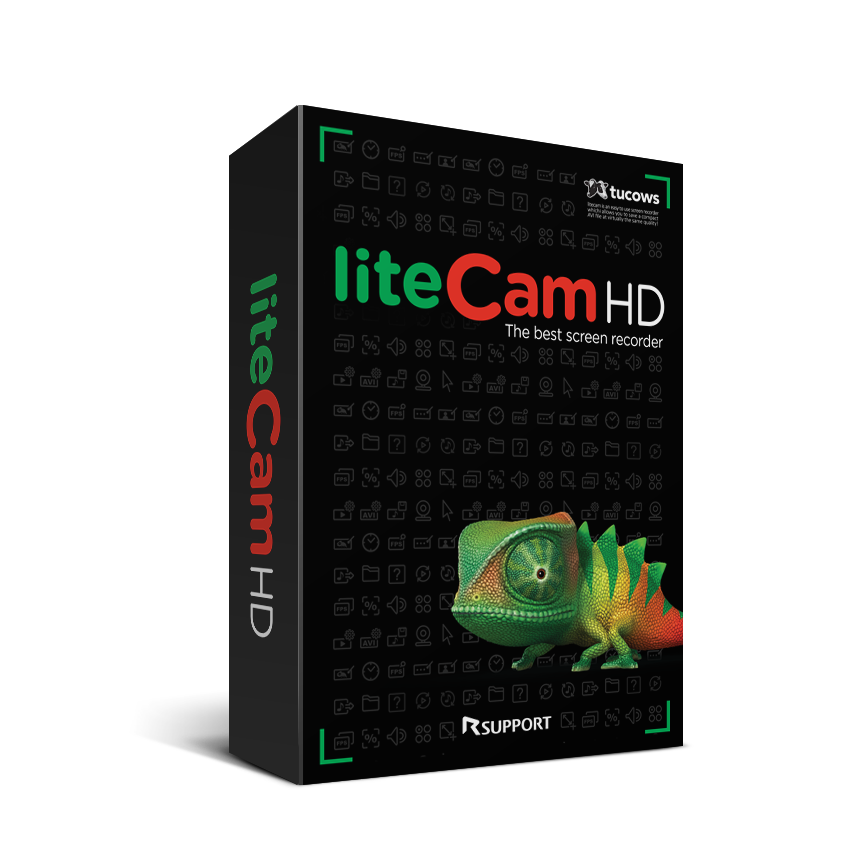 liteCam HD 5 Full Version product image
