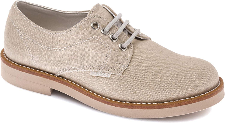 PABLOSKY - Zapato con Cordones Lino