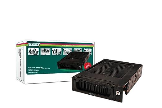 """11 opinioni per Digitus DA50215 Box Estraibile per Hard Disk 3,5"""" SATA, Nero"""