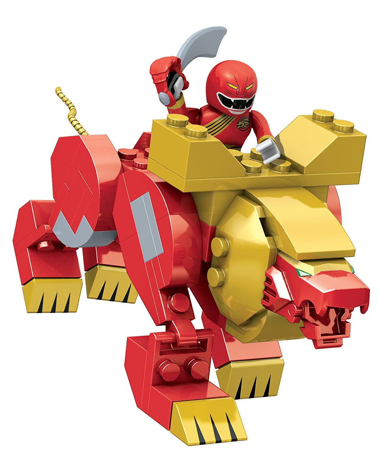 List of Synonyms and Antonyms of the Word: lion zord