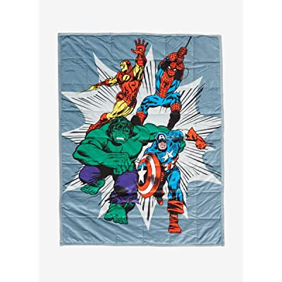 Marvel Avengers Child Weighted Blanket: Kitchen & Dining [5Bkhe0207328]