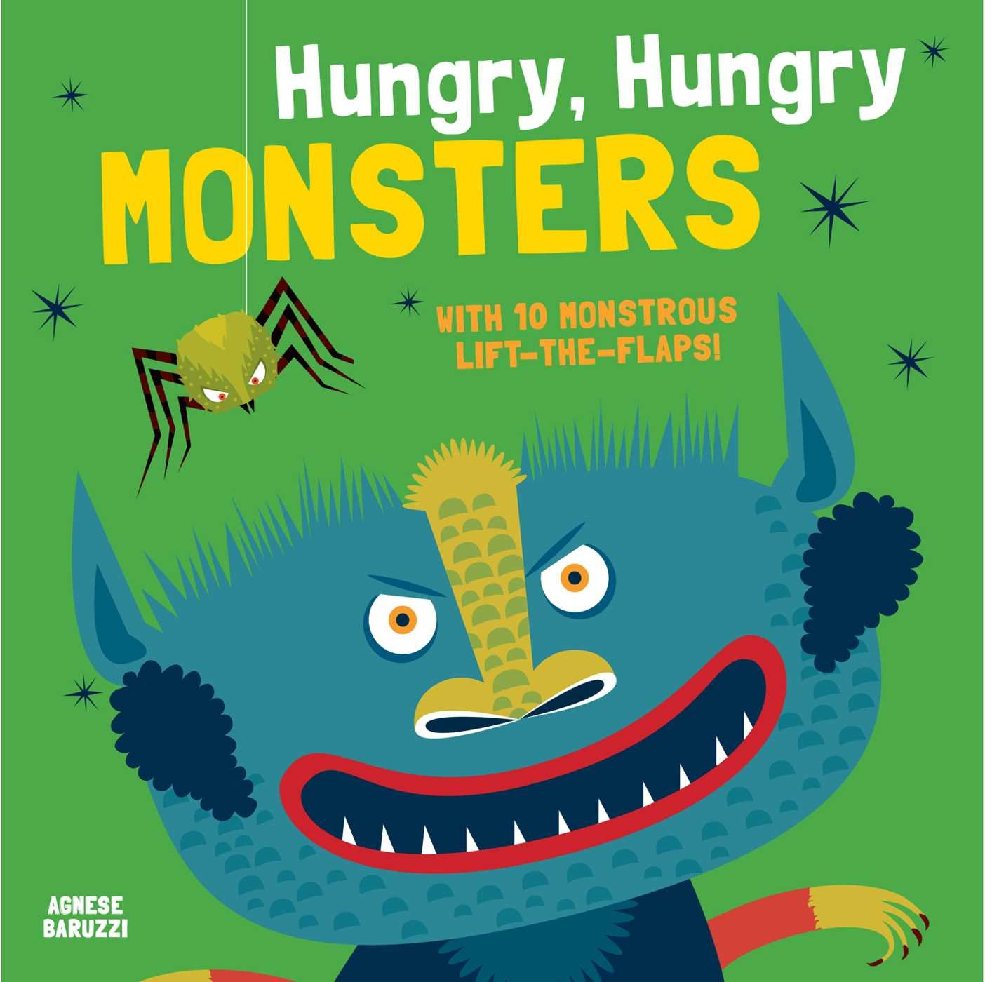 Read Online Hungry, Hungry Monsters pdf epub