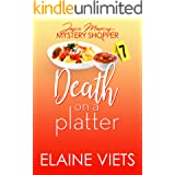 Death on a Platter (Josie Marcus, Mystery Shopper Book 7)