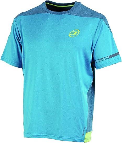 Bull padel Bachiller - Camiseta para Hombre, Color Azul (Real ...