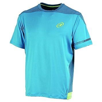 Bull padel Bachiller - Camiseta para Hombre, Color Azul (Real/Vigore), Talla 2XL: Amazon.es: Zapatos y complementos