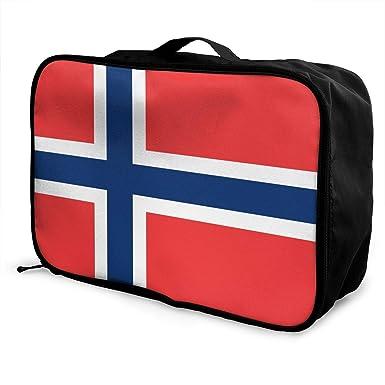 Amazon.com: American Flag - Bolsa de viaje para hombre y ...