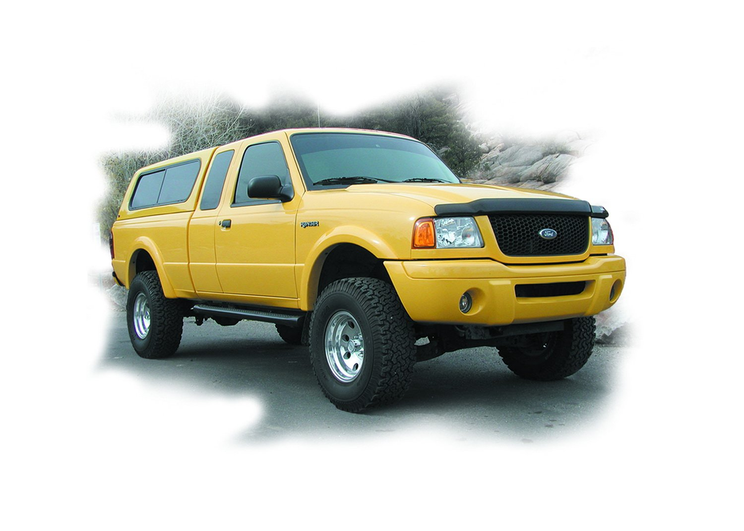 883 Body Lift Kit for Ford Ranger Performance Accessories