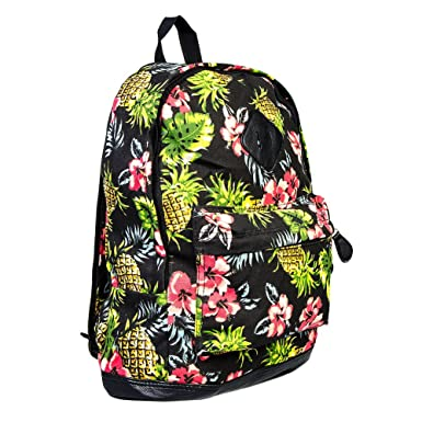 Blue Banana Women's Pineapple Backpack - One Size