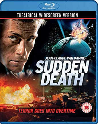 Sudden Death [Blu-ray] [Reino Unido]: Amazon.es: Jean-Claude ...