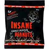 Ghost Pepper Insane Peanuts - Hot as Hell Seasoned Peanuts 80g