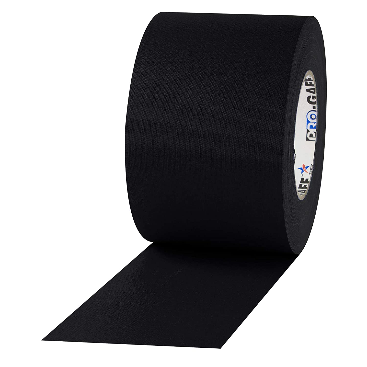 3 Width 55 yds Length Grey Pack of 1 ProTapes Pro Gaff Premium Matte Cloth Gaffers Tape With Rubber Adhesive 11 mils Thick