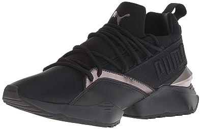 PUMA Women s Muse Maia WN s Sneaker Black fe244f68d