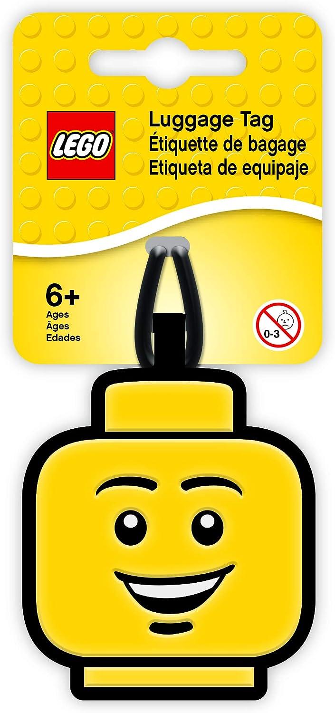LEGO Iconic Boy Luggage Tag