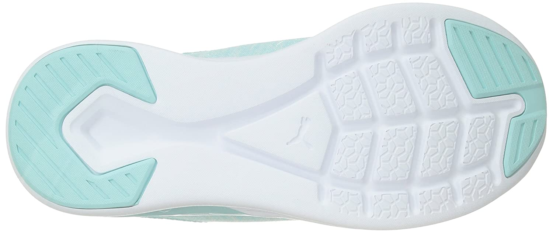 PUMA Women's Ignite Flash Evoknit Wn Sneaker B0752G32WB 6.5 B(M) US Island Paradise-whisper White-puma White