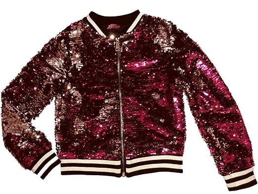 b8f5d12da37 Jojo's Closet Girls JoJo Siwa Sequin Jacket