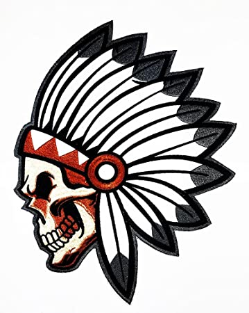 Native american tribal patches t