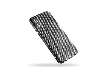 coque fibre de carbone reel iphone x